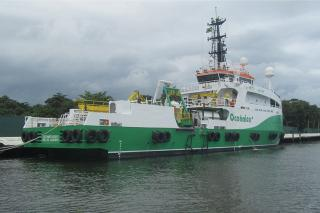 Incat Crowther Announces Delivery of 43m Dive Support Vessel