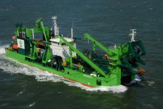 DEME wins first dredging contract in Mauritius for Port Louis Harbour expansion
