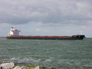 Diana Shipping Signs Time Charter Agreement for Kamsarmax dry bulker Myrsini with RWE