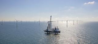 Windpark Fryslân awards contract to Van Oord and Siemens Gamesa
