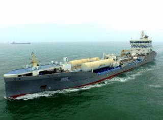 Bureau Veritas classes first newbuilding LNG-fuel oil/chemical tanker built by Avic for Terntank Rederi AS