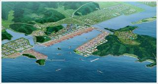 South Korea unveils plans to create major trans-shipment port at Busan