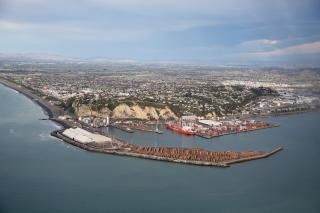 Napier Port's resource consent applications to build an additional wharf on its container terminal and carry out further dredging, APPROVED