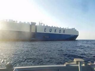 EUKOR's car carrier seized in Libya en route to Misrata