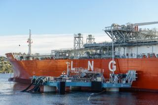 Connect LNG and Gas Natural Fenosa Completes first LNG transfer with new groundbreaking technology