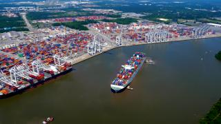 Georgia Ports Authority marks busiest June, record year