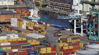 Ports of Stockholm sets new container record