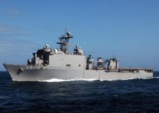 Search-and-rescue effort launched for sailor missing from Navy ship off Cape Hatteras