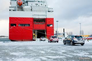 The Port of Gdansk Rebuilds Its Position On The Logistics Map Of The Automotive Sector