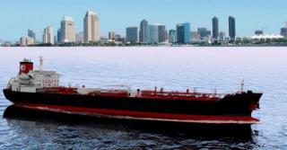 Keel for First Eco Tanker laid at General Dynamics NASSCO