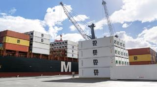 MSC Katya R. Sets Record as Largest Container Ship to Boost Costa Rican Export Links to Europe