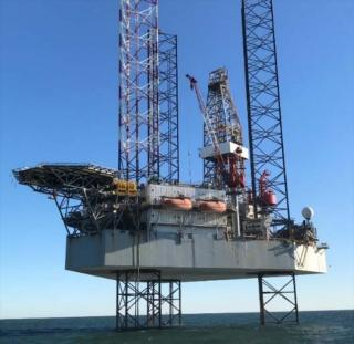 Shelf Drilling Awarded Contract For The Shelf Drilling Scepter Jack-up Rig