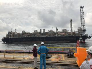 Golar LNG receives Limited Notice to Proceed for an FLNG vessel for Phase 1 of the Greater Tortue / Ahmeyim Project, West Africa