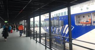 The Port of Helsinki's new West Terminal 2 enters full operation