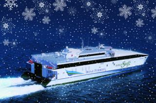 Irish Ferries advises early booking for Christmas and New Year sailings