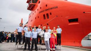 'Esvagt Innovator' christened and ready for South Arne