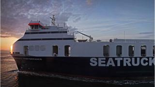 SEATRUCK meets demand with larger ferries; Key crossing capacity increased by 30%