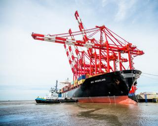 MSC Partners With Peel Ports For Liverpool2 Trials