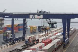 DFDS offers new intermodal connection between Sweden and Turkey