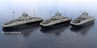 NES awarded contract to deliver hybrid electric systems for Fjord1's new ferries