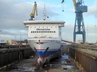 Stena Line invests £5M in fleet upgrade