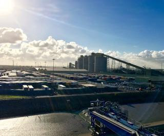 ABP's Humber Ports Complex Shortlisted For North Of England Transport Awards