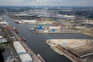 New regular service for breakbulk and containers between port of Ghent and Guinea