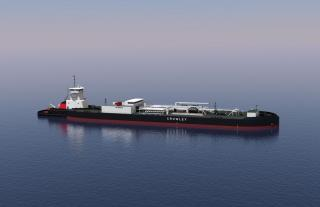 Crowley Announces Plans to Build New 100,000-Barrel Alaska Class ATB to Enhance Alaska Fuel Services
