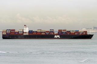 Update: APL VANCOUVER En-route to Singapore