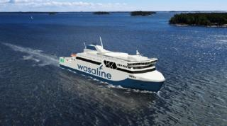 The new Kvarken ferry will be built in Rauma