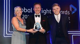 """MSC Receives """"Container Line Of The Year"""" Award at the 2017 Lloyd's Loading List Global Freight Awards"""