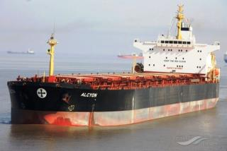Diana Shipping signs time charter contract for mv Alcyon with Hudson