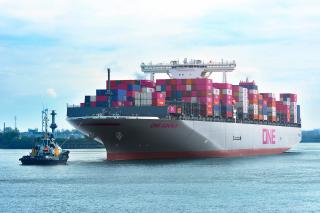 Green Cooperation Between Ocean Network Express and Freightliner