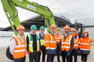 Cruise Terminal upgrade begins at the Port of Southampton