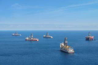 India's Oil and Natural Gas Corporation Limited moves 35 drilling rigs