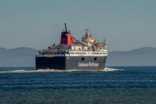 CalMac takes over the tiller at Argyll Ferries