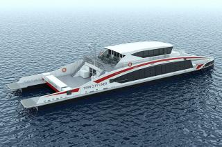 Order book continues to grow for Wight Shipyard Co with Austrian order