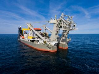 Boskalis takes new mega cutter Helios into service (Video)