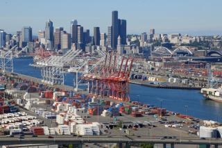 The NW Seaport Alliance ranks highest on US West Coast, second overall in Quest for Quality awards