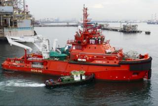 Keppel Singmarine to deliver fifth anchor handling tug to Seaways