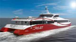 Red Funnel places order with Wight Shipyard for another 41m high-speed catamaran