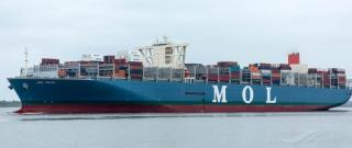 Containership MOL Truth Earned 'Ship of the Year 2017'