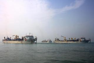 Keppel to build two additional dredgers worth S$120 million for Jan De Nul