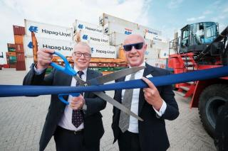 Solent Stevedores' opens new empty container yard at DP World London Gateway
