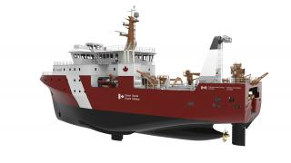 Thales signs OFSV contract with Seaspan's Vancouver Shipyards