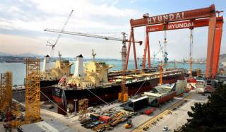 South Korea's top shipbuilders let 3,000 employees go in H1 amid restructuring