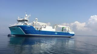BioMar takes delivery of new, highly environmentally friendly vessel