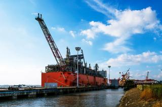 Tango FLNG fully commissioned and accepted by YPF
