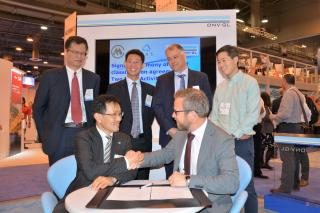 CMHI and DNV GL ink LoI for two multi-activity jack-ups