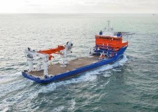 CSV Southern Ocean secures a new contract